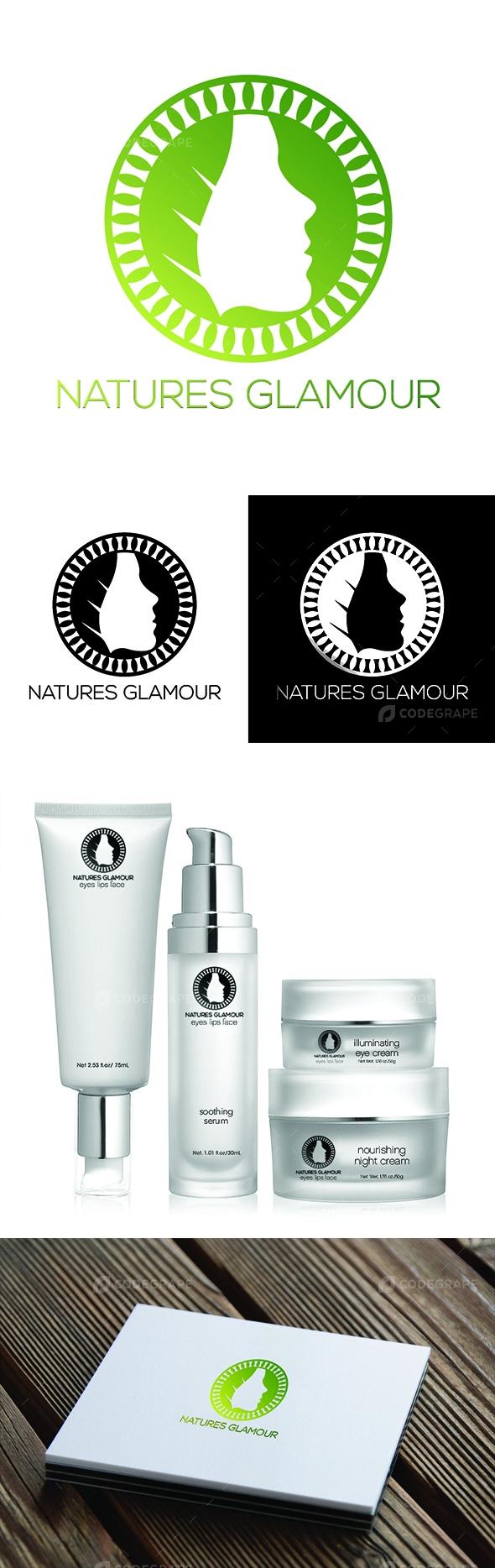 Nature Glamour Logo
