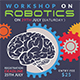 Robotics Workshop Flyer/Poster