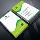Vertical Business Card