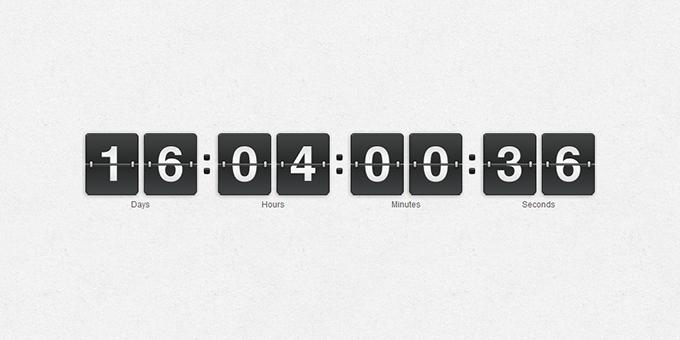 Jquery Countdown Timer Script - soundcrise