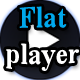Flat Audio Player