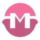 Magnet M - Logo Template