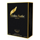 Golden Feather Perfume Packaging Box