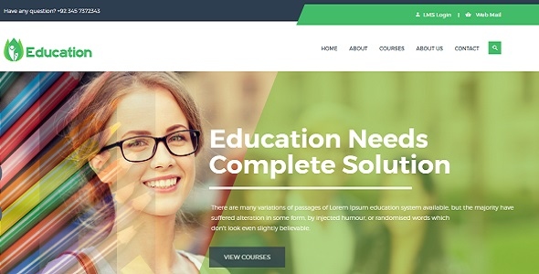 Education - Multipurpose Template