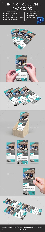 Interior Rack Card Design