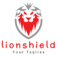 Lion Shield Logo Template