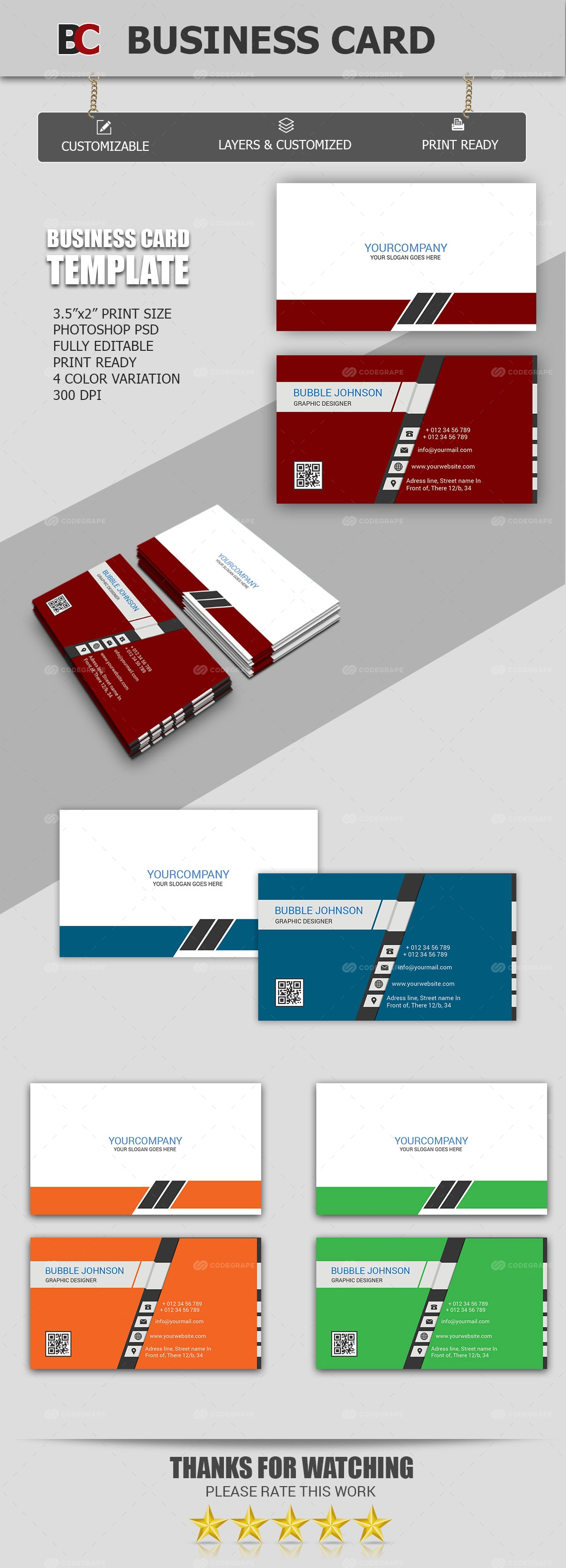 Creative Business Card