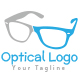 Optical Logo Template