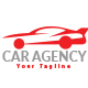 Car Agency Logo Template