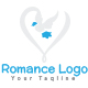 Romance Logo Template