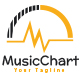 Music Chart Logo Template