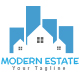 Modern Estate Logo Template
