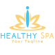 Healthy Spa Logo Template