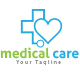 Medical Care Logo Templates
