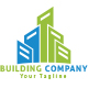 Building Company Logo Template