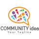 Community Idea Logo Template