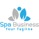 Spa Business Logo Template