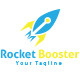 Rocket Booster Logo Template