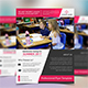 School Education Flyer Template