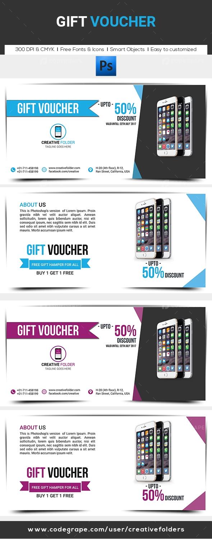 Mobile Gift Voucher