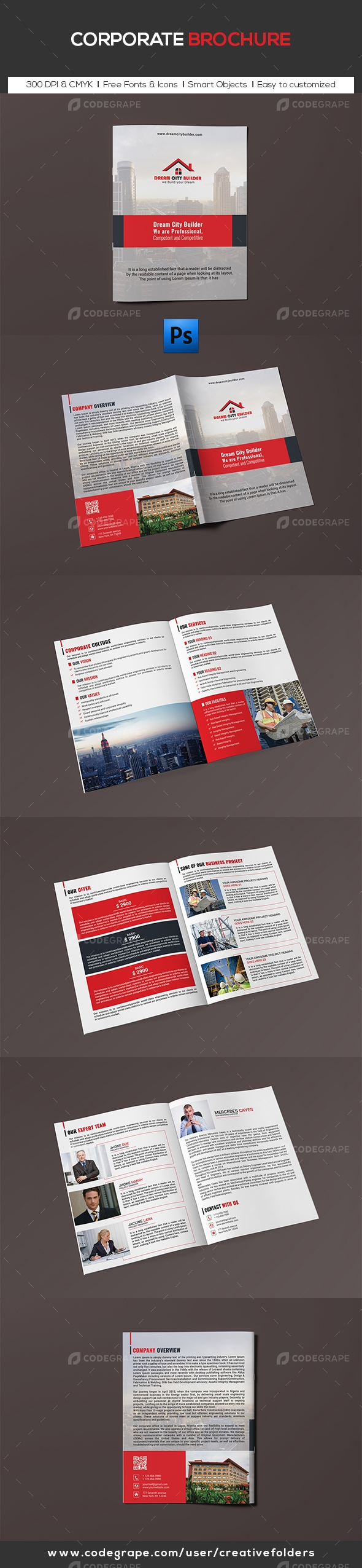 Real Corporate Brochure