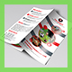 Sports Trifold Brochure