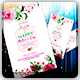 Happy Mother Day Flyer Template