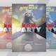 EDM Party Flyer Ultimate Pack