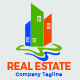 Real Estate Logo Templete