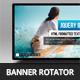 jQuery Banner Rotator