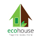 Ecohouse Logo Template