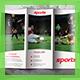 Sports Tri-fold Brochure