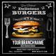 Best Burger Flyer