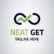 Neat Get Logo Design