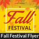 Fall Festival Flyer Vol.1