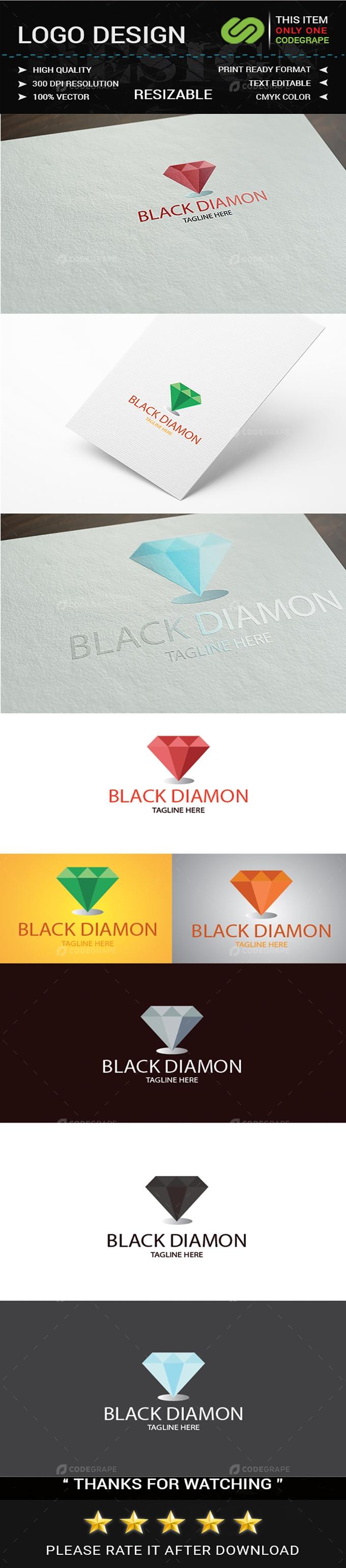 Diamon Logo