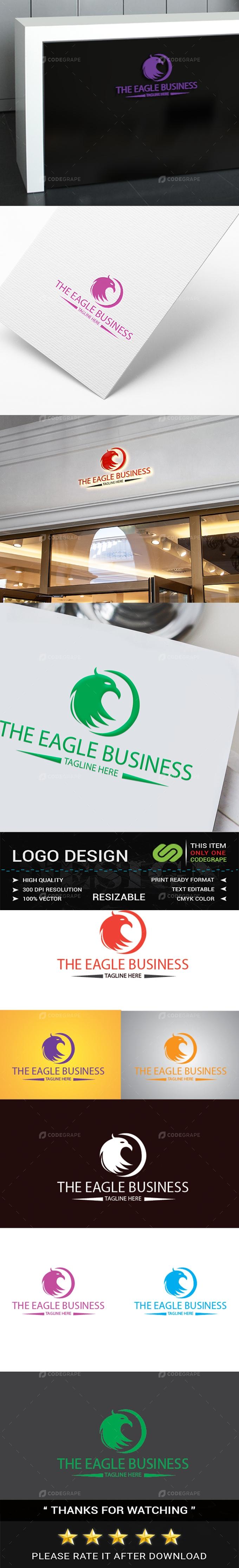 The Eagle Brand Logo