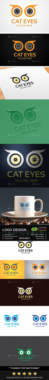 Cat Eyes Logo