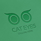 Cat Eyes Logo