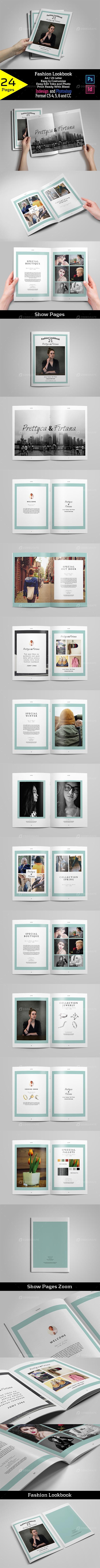 Fashion Look Book