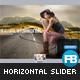 jQuery Horizontal Slider