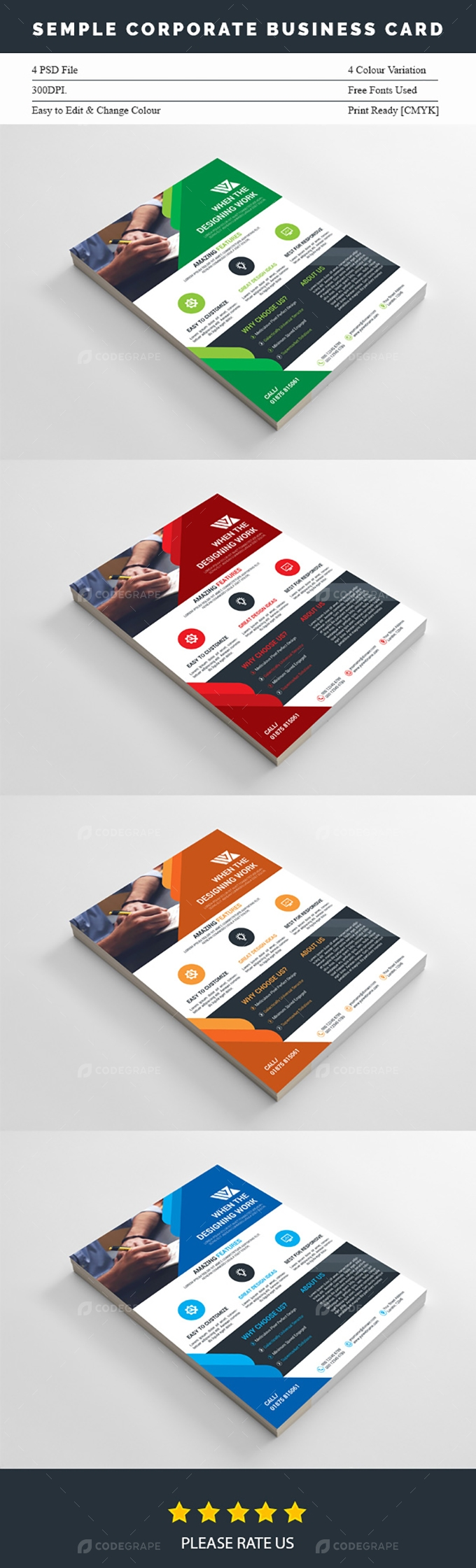 Corporate Business Flyer-1