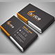 Creative Business Card Design 02