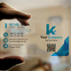 Plastic Corporate Business Card