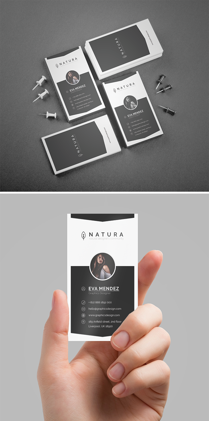 Multipurpose Business Card Vol. 02
