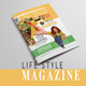 Life Style Magazine Template
