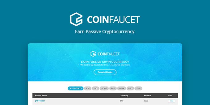 Coin Faucet List