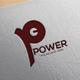 Power P Letter Logo