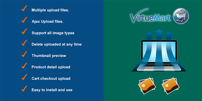 Order Upload Images For Virtuemart