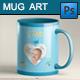 Boy Mug Art